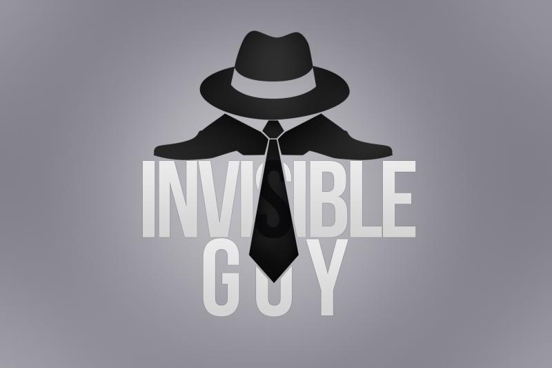 invisible guy logo