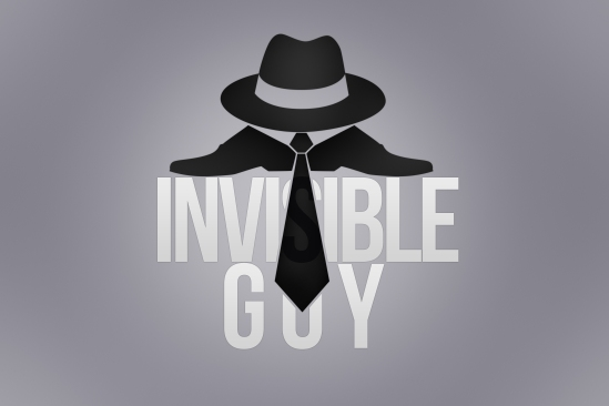invisible guy logo